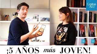 Curso de maquillaje rejuvenecedor!! 5 años más joven con Martin Catalogne  - Caribe Azul