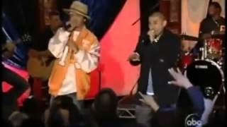 Frankie J Feat Baby Bash Obsession live