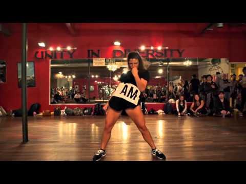JADE CHYNOWETH | B!T$H IM MADONNA   Bobby Newberry & Blake McGrath Choreo