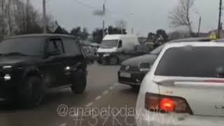 В Анапе полицейские вычислили нарушительницу ПДД при помощи соцсетей
