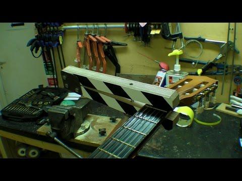 Clapperboard Guitar Capo