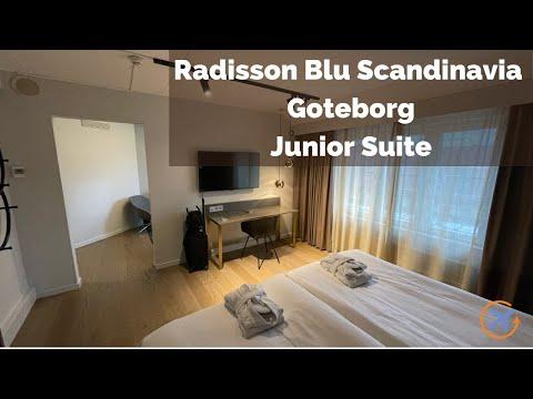 Radisson Blu Scandinavia Goteborg Junior Suite