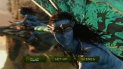 Avatar DVD Menu