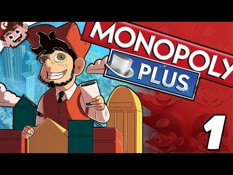 Monopoly is for Manipulation! | MY ROLLS ARE POOP! (Monopoly Plus - Part 1)
