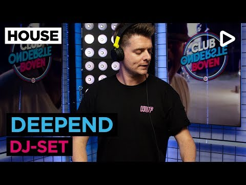 Deepend (DJ-set) | SLAM!