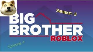ROBLOX Big Brother Season 3 Episode 4: PoV, Eviction, HoH, PoV