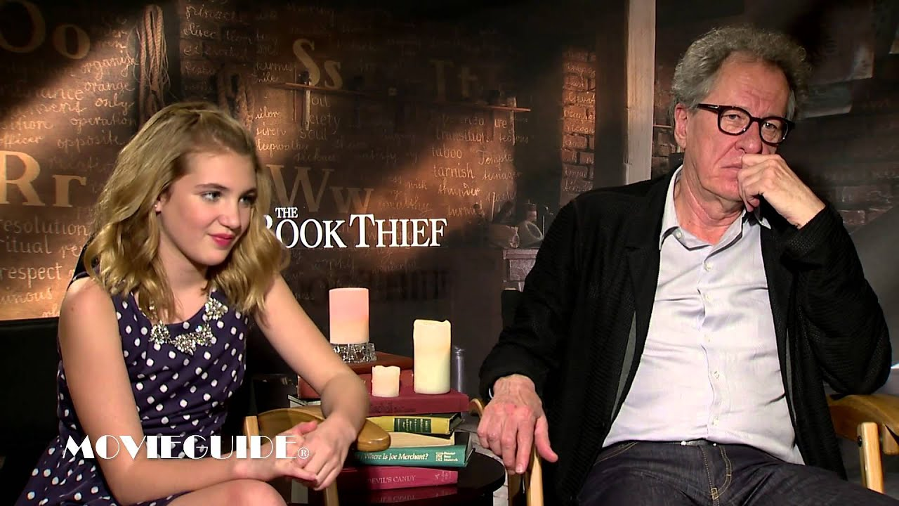 the book thief interviews