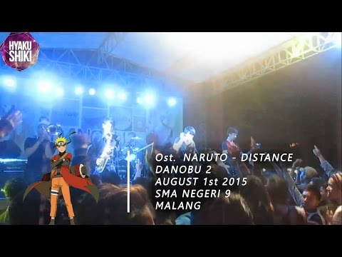 Ost. Naruto Shippuden, Long Shot Party - Distance (with Intro Ost. The Godfather)