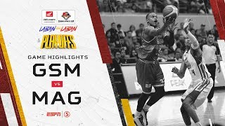 Highlights: G1: Ginebra vs Magnolia | PBA Commissioner's Cup 2019 Quarterfinals