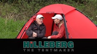 What is the best tent? - Bo and Petra Hilleberg talk tents