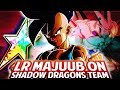 LR MAJUUB ON SHADOW DRAGONS CATEGORY TEAM! DBZ Dokkan Battle