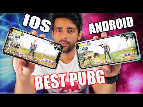 IPHONE(IOS) Vs ANDROID - Best Device For PUBG ?