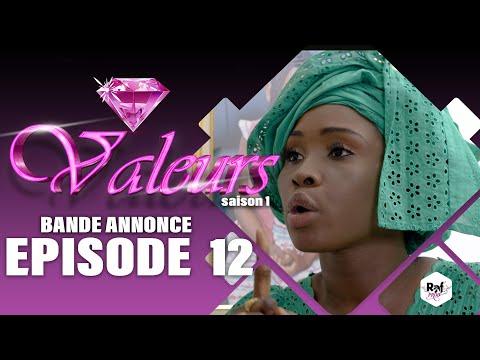 Valeurs - Bande annonce épisode 12 - Saison 1