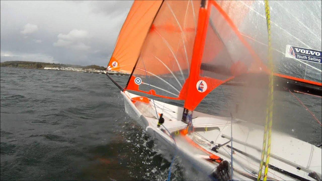 29er Sailing GoPro - YouTube