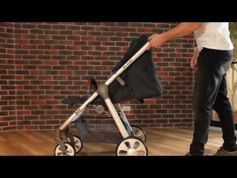 麗嬰兒童玩具館~德國 ABC Design Mint 手推車 【好禮二選一】2017新款-免運