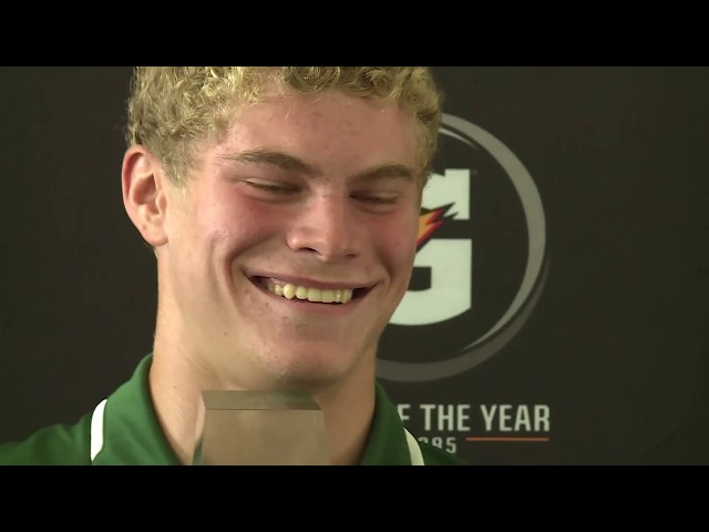 Matthew Boling Gatorade Athlete of the Year Profile