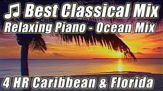 CLASSICAL MUSIC for Studying Reading 4 HOUR Background Instrumentals Soft Piano Songs Playlist Mix