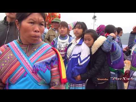 2017 Hmoob Nyablaj noj 30, Pha-Long P2. Tour Hmong  Northern Vietnam.
