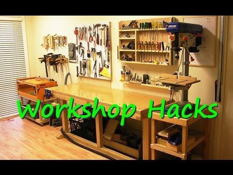 Make life easier in the workshop