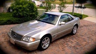 Car Update! My 1999 Mercedes-Benz SL500 R129 & Cold Start