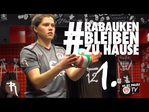 #RabaukenBleibenZuhause | Folge 1 - Rollen | FC St. Pauli TV