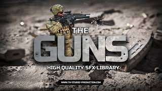 THE GUNS Sound FX library