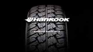 видео Hankook Radial RA10