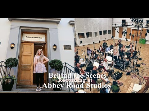 Recording at Abbey Road Studios (THE FIRE WITHIN) - Jennifer Thomas #epicmusic #orchestra
