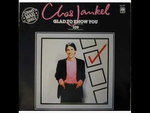 Chas Jankel - Glad To Know You (Todd Terje Re Edit)