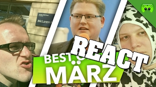 REACT: PietSmiet Best of März 2017