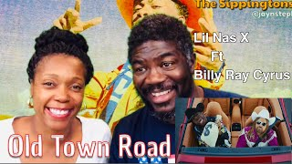 Lil Nas X - Old Town Road (feat. Billy Ray Cyrus ) Reaction