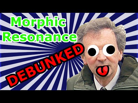 Morphic Resonance Debunked - Sheldrake Caught Red Handed - Purveyor of Nonsense 7