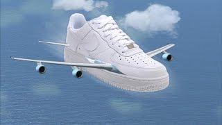 видео Кроссовки Nike Air Force 1