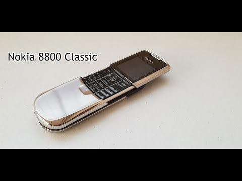 Nokia 8800 Classic After 13 Years