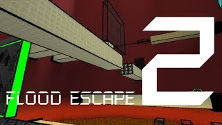 Roblox Flood Escape 2 (Test Map) - Thermalness (Insane)(Multiplayer + Solo)