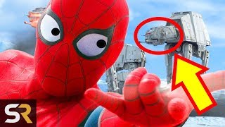 5 Things Marvel STOLE From Star Wars
