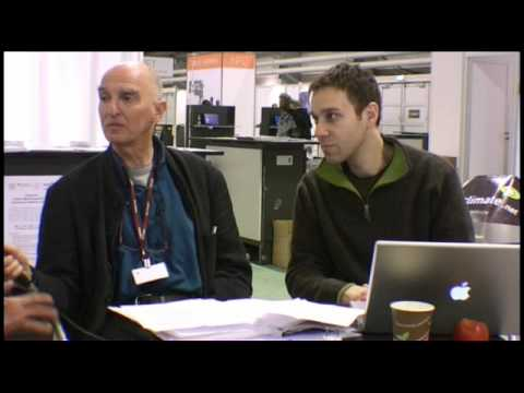 OneClimate interview with Coral Reef Expert Thomas Goreau at COP15 in Copenhagen - 2