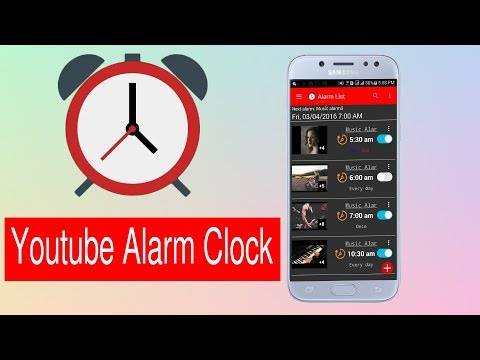 Online Alarm Clock : How To Use  Any Youtube Video As Alarm Clock