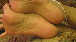 Füße beim Ficken zeigen