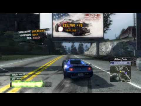 BURNOUT Paradise STUNT RUN 214million x284 - Part 1 of 3