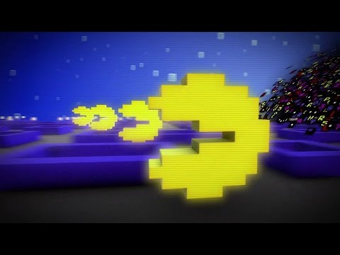 PS4/Steam「PAC-MAN 256」トレイラー
