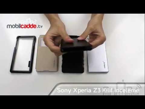 Sony Xperia Z3 Kılıf İnceleme