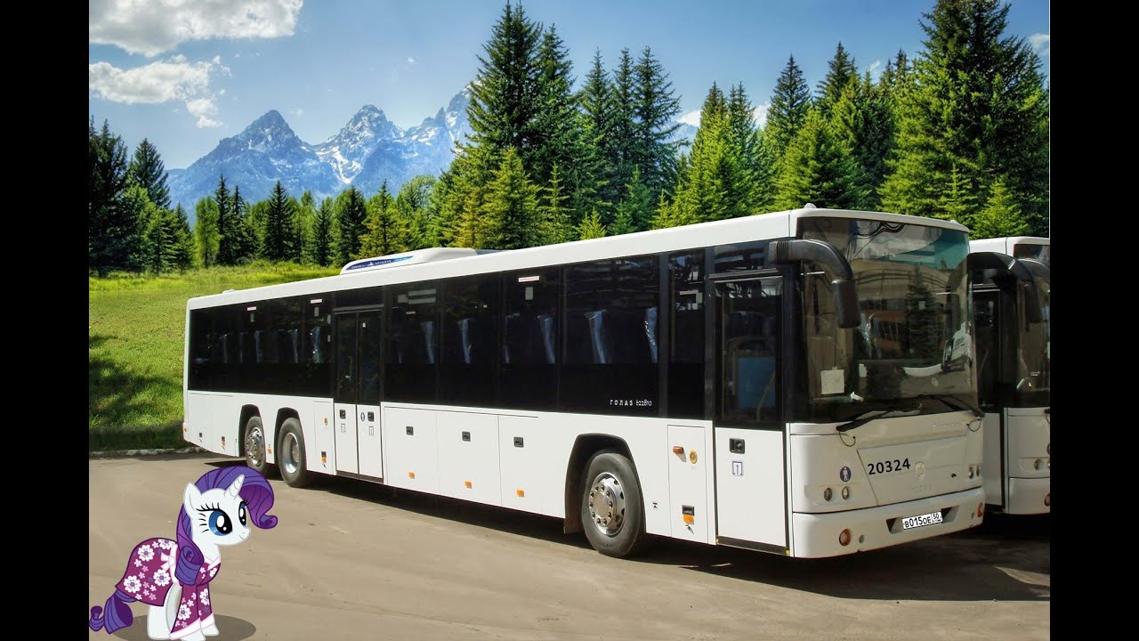 Поездка на автобусе ГолАЗ-622810-10 (MTA) № 20324 Маршрут № 904 Дзержинский