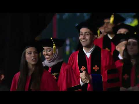2019 A  James Clark School of Engineering Commencement - Morning and Afternoon Ceremonies
