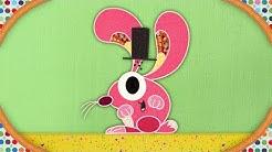 Der Hase auf meiner Schmusedecke