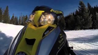 STV 2016 Ski-Doo Renegade XRS