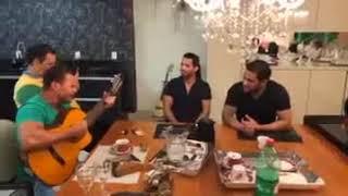 Eduardo Costa e Edy Britto e Samuel - Cantando Sucessos ao vivo Sertanejo 2018