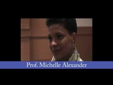 Michelle Alexander Interview at GA 2012