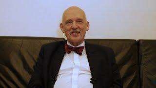 Korwin-Mikke - wywiad o: Gwiazdowskim, Konfederacji, wyborach, gospodarce UE