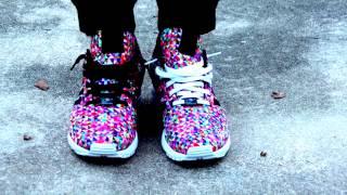 Adidas Zx Flux Multicolor On Feet